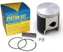 Aprilia AF1 RS125 54mm Bore Mitaka Racing Piston Kit 53.96mm